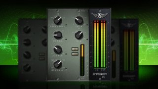 McDSP 4030 Retro Comp